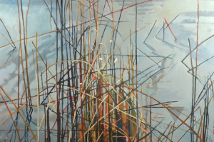 MDR-Francoise-Sullivan-Marcy-ramsey-Reach-for-the-Skies-40x60