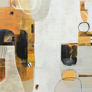 """COLTER1-A Greater Sense of Grace36""""x48"""" work on canvas/panel"""